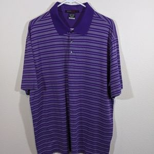 Tiger Woods Collection Men's Golf Polo Shirt XL